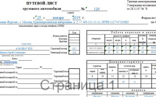 Командировка на личном автомобиле (2019) — какие документы нужны, образец приказа, путевой лист