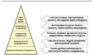 Система мотивации персонала — пример, схема, разработка