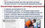 На какой срок может заключаться трудовой договор?