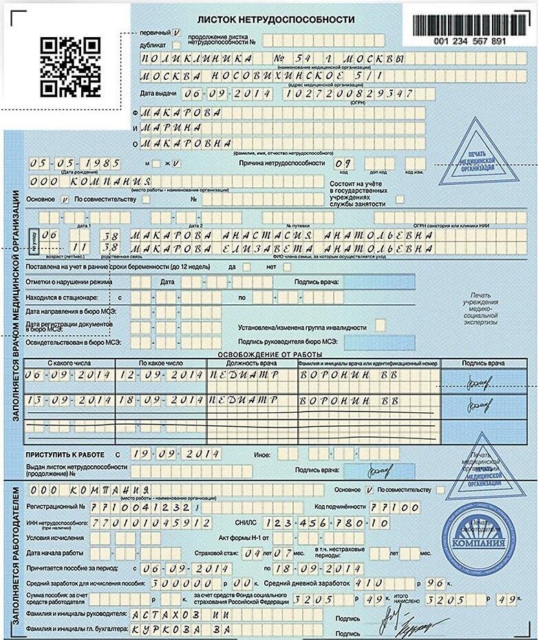 Пакет документов для проведения техосмотра погрузчика