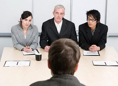 Процесс собеседования при приеме на работу