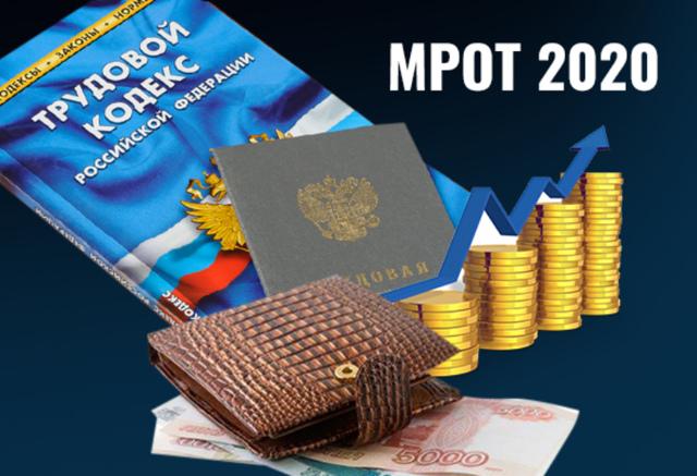 Налоговая система в РФ за 2020 год