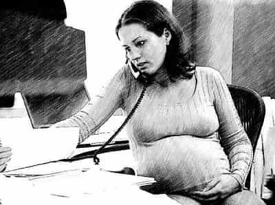 Могут ли уволить беременную женщину с работы в 2020 году
