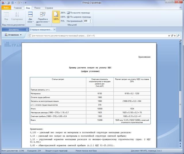 Компенсация НДС при УСН в смете: формула как рассчитывается