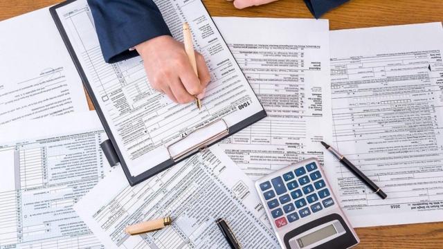 Налоговые риски организации 2020