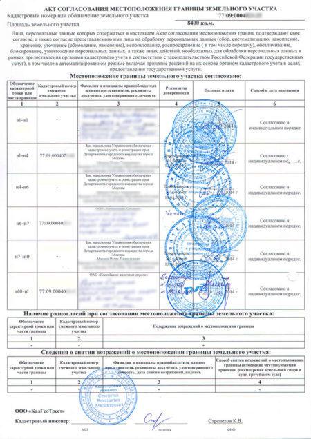 Где и как получить кадастровый паспорт земельного участка в 2020 году
