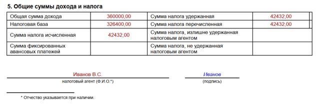 Справки о доходах ФНС 2020