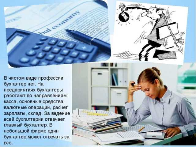 Обязанности бухгалтера 2020 — функциональный и должностные