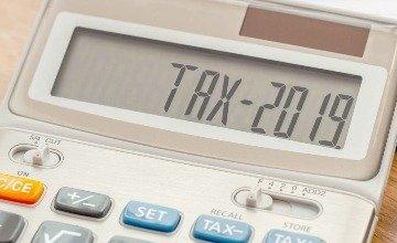 Налоговая нагрузка по видам экономической деятельности в 2020 году